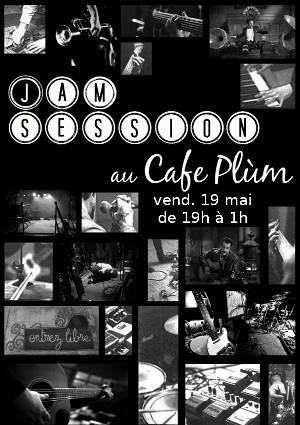 PROGRAMME CAFE PLUM DU 19 AU 28 MAI 2017